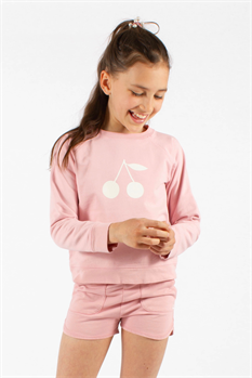 Sweatshirt Holiday (Rosa)