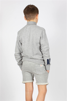 Sweatshirt Shorts  (Grå)