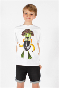 T-shirt meat free monster